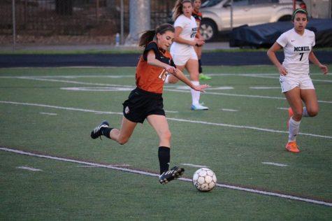 JV Girls' Soccer Triumphs 1-0 Over McNeil