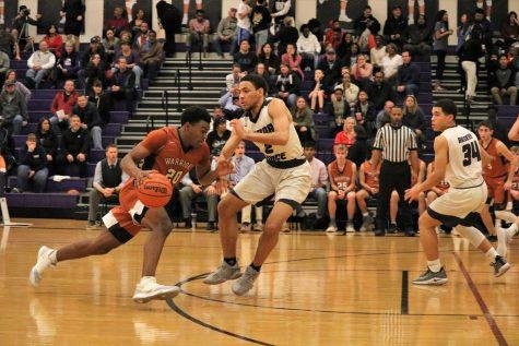 Varsity Boys' Basketball Defeated by Cedar Ridge 57-43