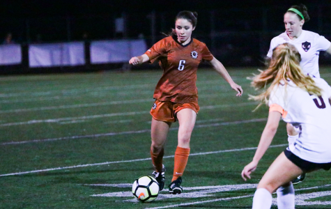 Varsity Girls' Soccer Suffers Home Game Loss to Dragons