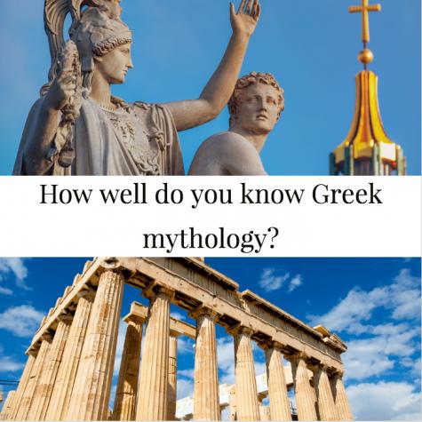 How well do you know Greek mythology?