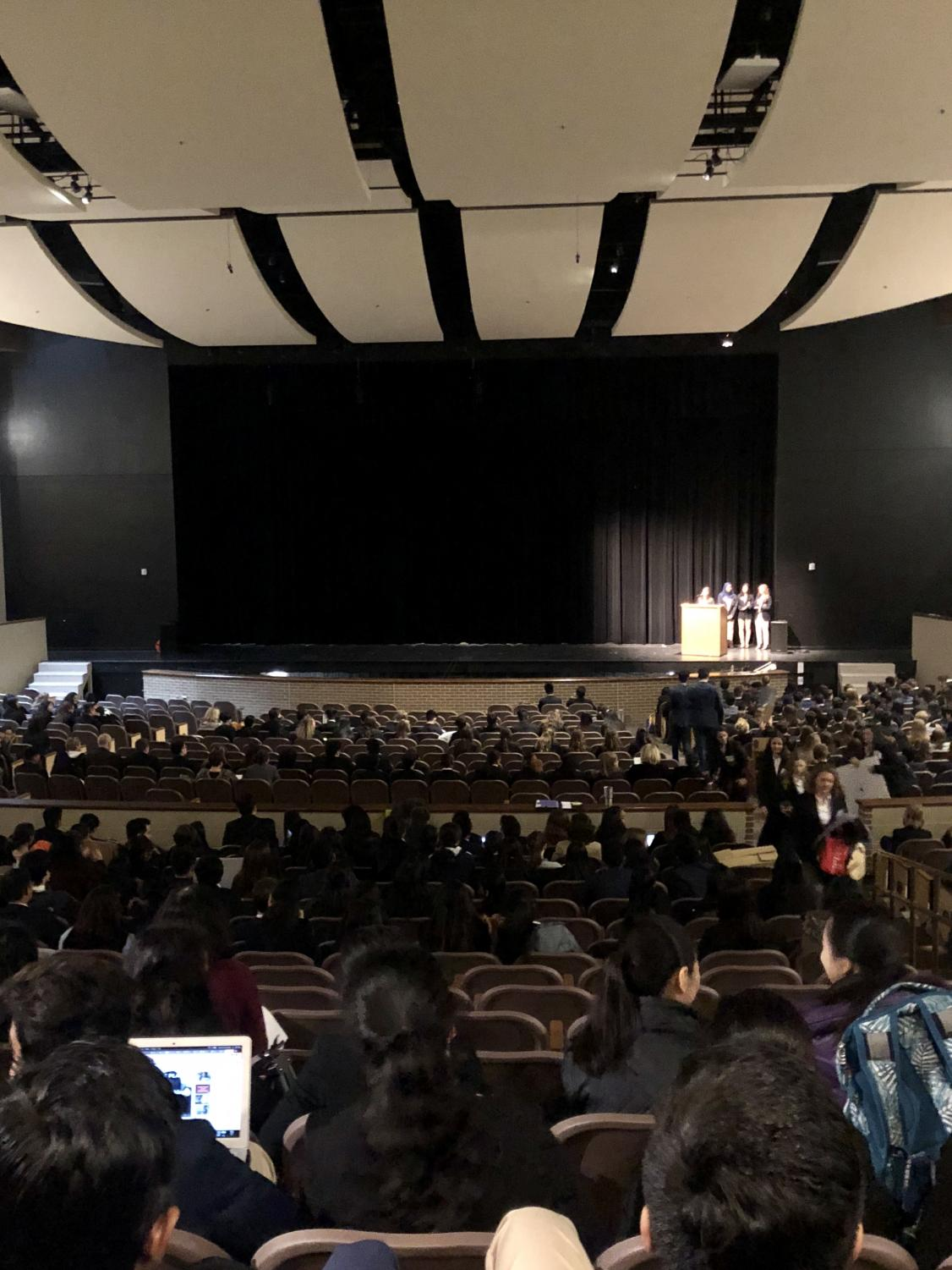 Westwood+Students+Compete+at+DECA+Districts