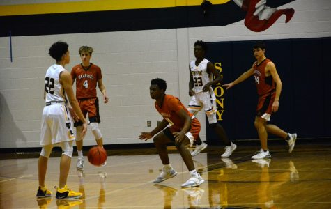 Varsity Boys' Basketball Avenges Prior Loss to Stony Point, Prevails 55-39
