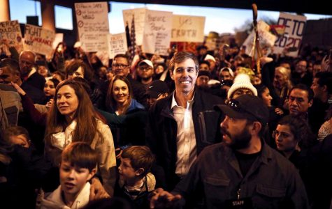 Beto O'Rourke Turbocharges 2020 Buzz With Response to Trump Rally in El Paso