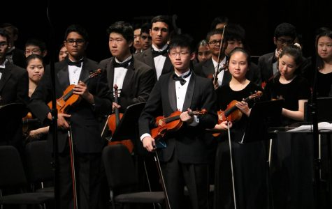 Orchestra Students Perform at Pre-UIL