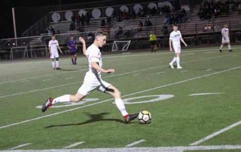 Varsity Boys' Soccer Secures 3-1 Win Against Cedar Ridge