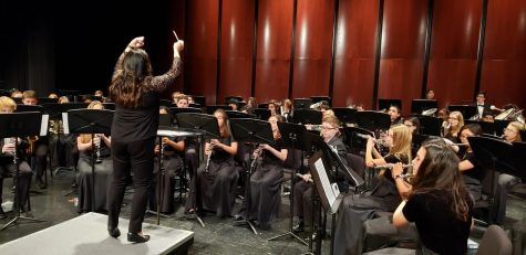 Band Students Perform in Symphonic Camp