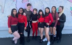 Students Audition for Dance Competition in Los Angeles