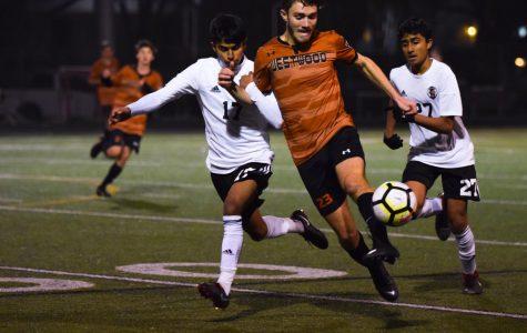 Varsity Boys' Soccer Dominates Dragons in Second Half Victory