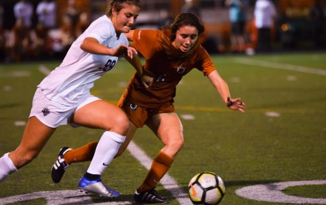 Varsity Girls' Soccer Edges Out Hawks 3-2