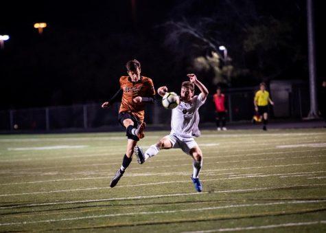 Varsity Boys' Soccer Shows Grit in 3-2 Win over Vandegrift