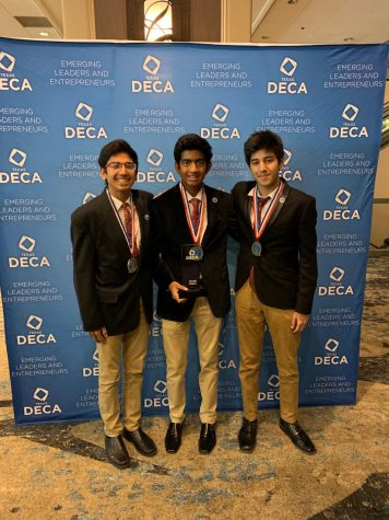 DECA Students Set Records at State Competition