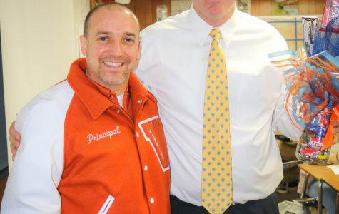 Mr. Jason Ziebell Wins Teacher of the Year