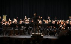 Band Students Participate in Region 26 Band Clinic and Concert