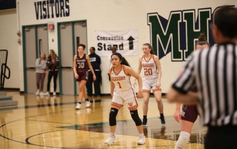 Varsity Girls' Basketball Falls to Cedar Park Timberwolves 53-38 In Season Opener