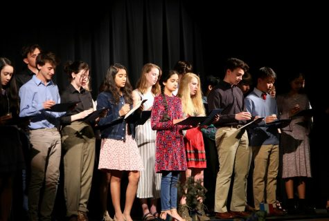 National French Honor Society Inducts New Members