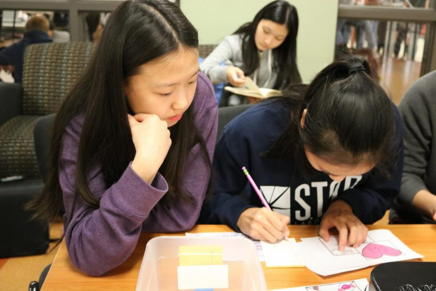 Librarians Hold Valentines Day Breakout Sessions