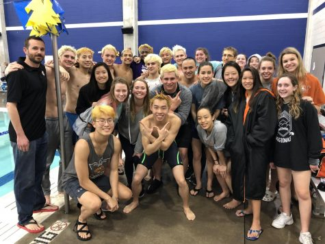 Swim & Dive Set Records at Region, 11 Advance to State