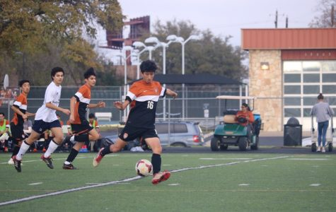 GALLERY: JV White Boys' Soccer Loses to McNeil 2-0