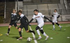 Varsity Boys' Soccer Drops Road Contest vs. Vandegrift 5-2