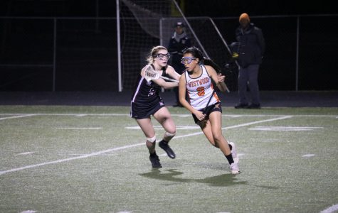 JV Girls' Lacrosse Crushes Crusaders 6-4