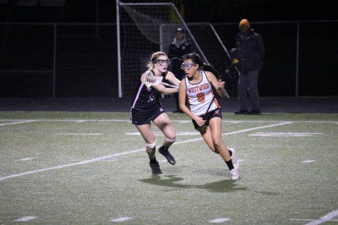 JV Girls' Lacrosse Crushes Crusaders 6-4
