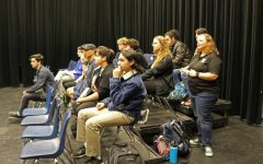 Students Participate in Panel With Game Designers and Animators