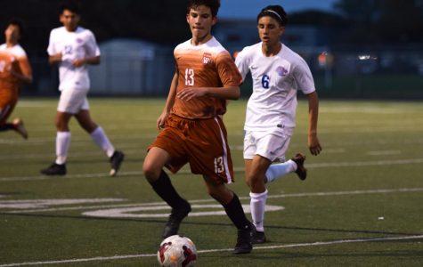 JV Orange Boys' Soccer Gets a Clutch Win Against Leander 1-0