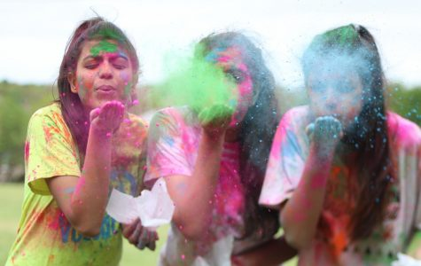 IBSO Engages IB Students With Holi Event