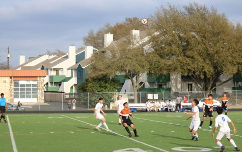 JV White Suffers Loss Against Leander Lions 2-0