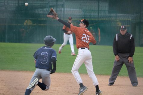 GALLERY: JV White Baseball Takes on Hendrickson Hawks