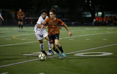 GALLERY: Varsity Boys' Soccer Declaws Leander Lions 2-0