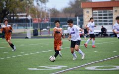 JV Boys Orange Soccer Defeats the Cedar Ridge Raiders 2-0