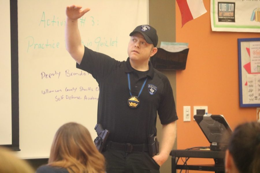 An officer explains the levels of stress we go through in intense situations.