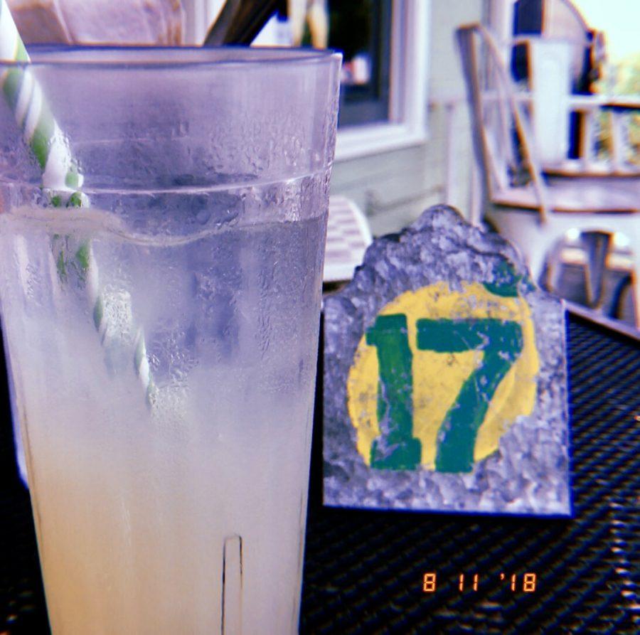 Sweet Lemon's homemade classic Southern lemonade.