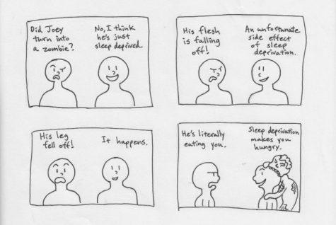 Comic: Zombie