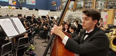 Band Prepares for Contest with Pre-UIL Concert