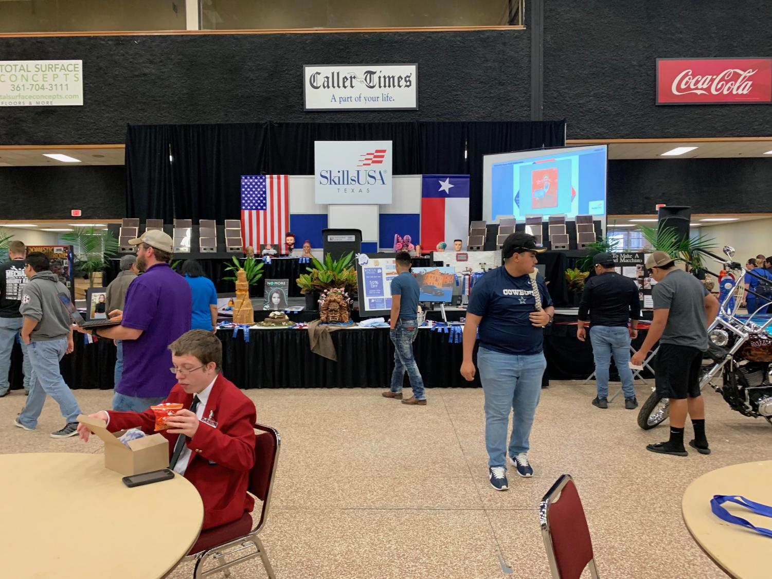 SkillsUSA+Students+Compete+at+State