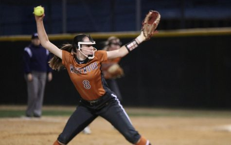 Varsity Softball Shuts Out McNeil Mavericks 16-0