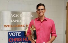 Students Advance in Band Solo Contest