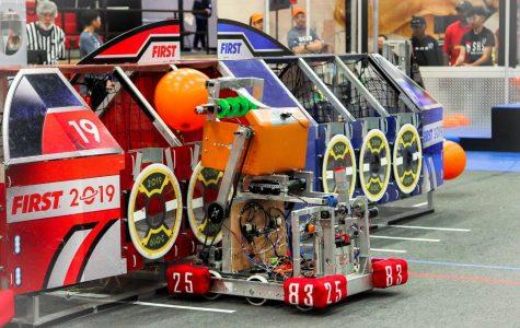 Westwood Robotics Wins Awards at Districts