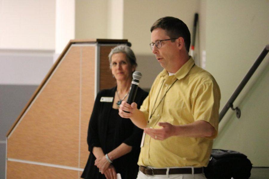 Mr. Brian McDonough shares his volunteering experiences.