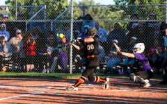 Varsity Softball Suffers 13-2 Loss to Cedar Ridge on Senior Night