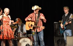 IB Community Hosts Live Music Dance Hall