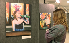 IB Seniors Present a Diverse Interpretation of Art