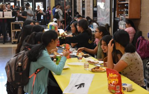 Academy Ambassadors Gather at Spring Social