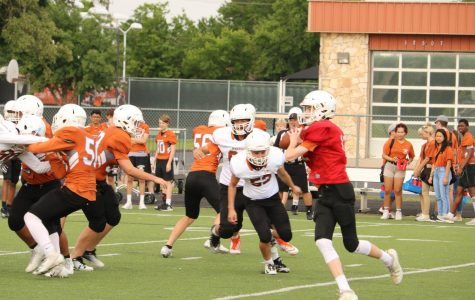 GALLERY: JV Football Holds Annual Spring Game