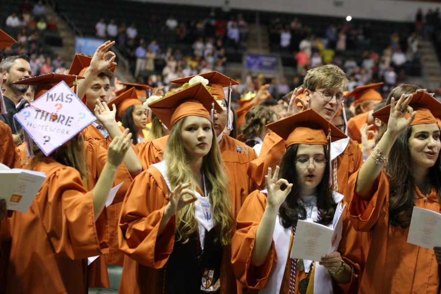 GALLERY: Class of 2019 Attends Graduation Ceremony