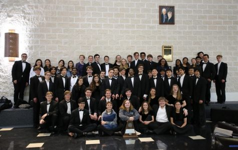 Band Earns Four Sweepstakes at UIL
