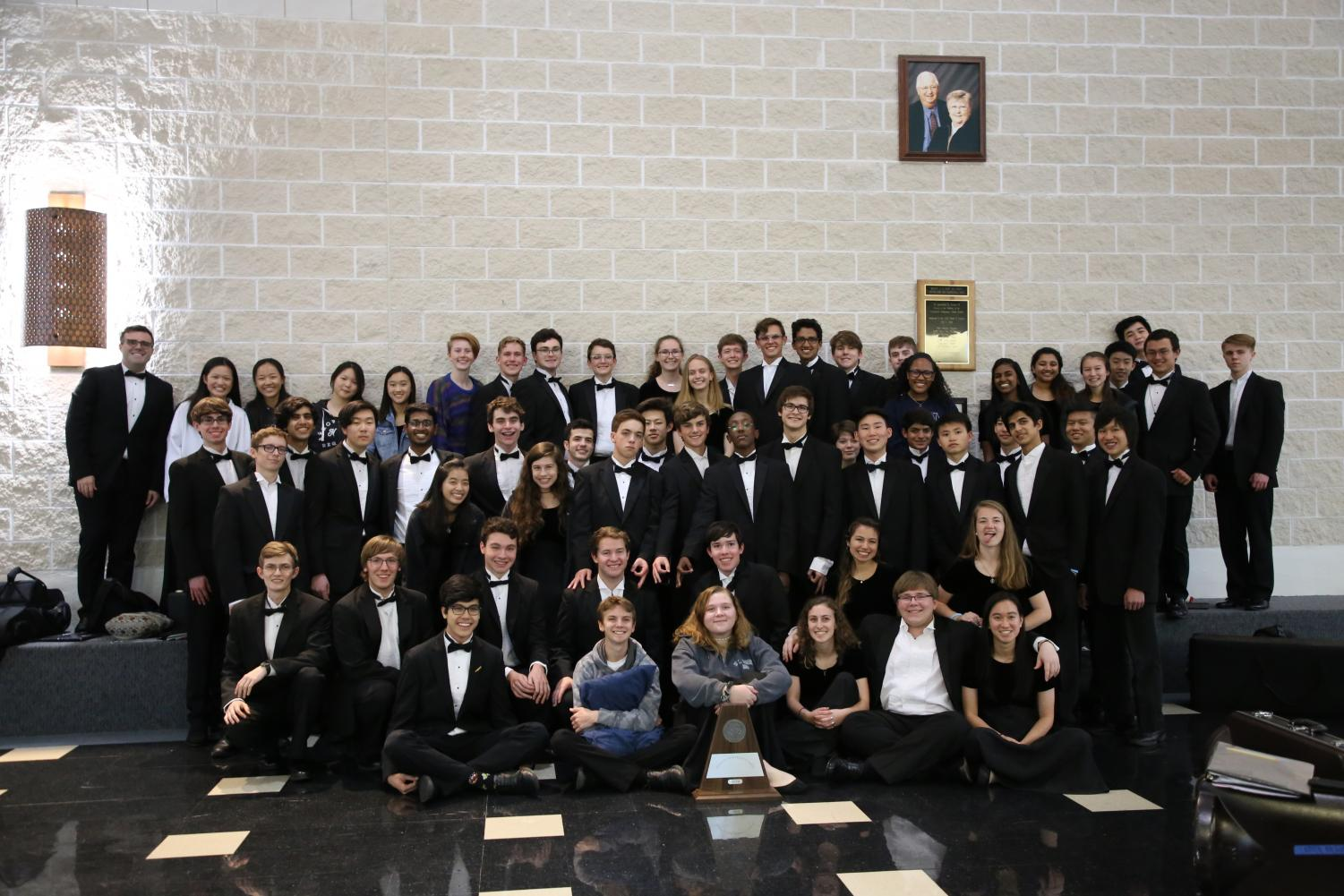 Band+Earns+Four+Sweepstakes+at+UIL