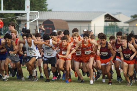 Cross Country Opens Season at Vista Ridge Invite